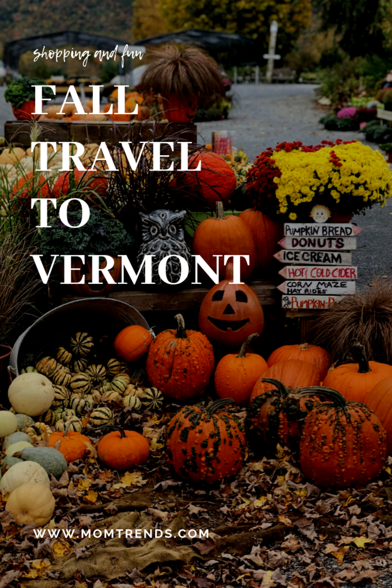 Fall TraveltoManchesterVermont
