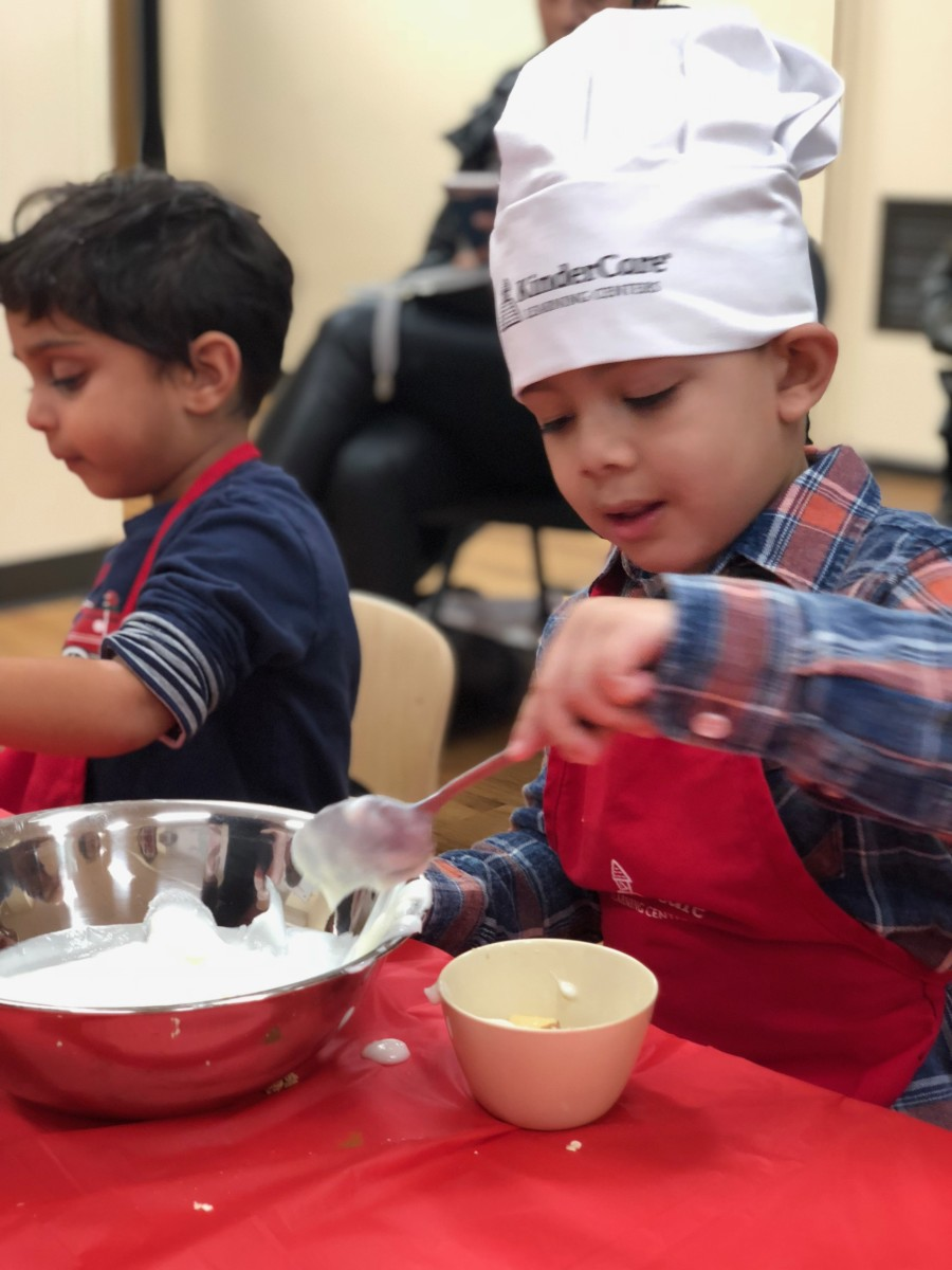 KinderCare Cooking Academy Learning Adventures