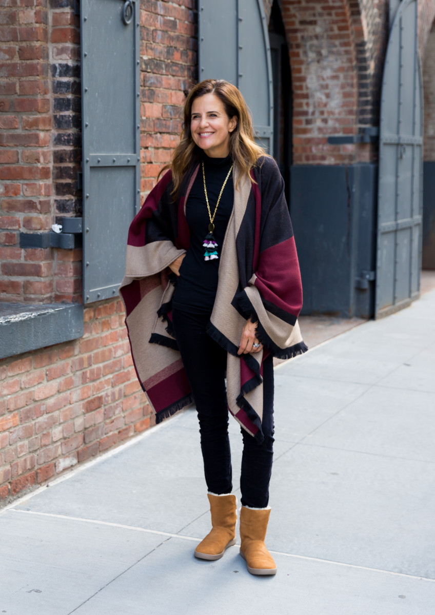Styling your Sheepskin Boots for Fall