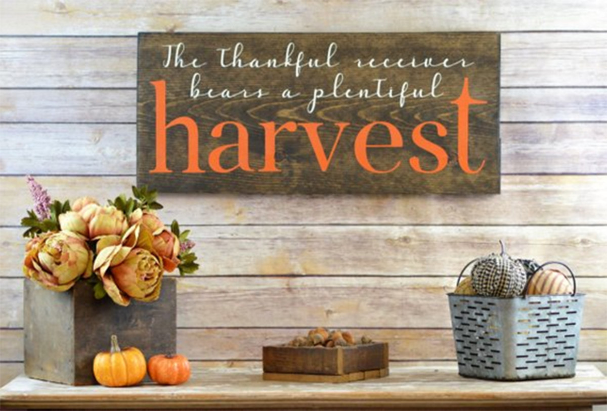 harvest_decorative signs