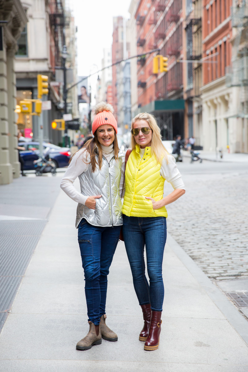 Mountain Chic for NYC Street Style