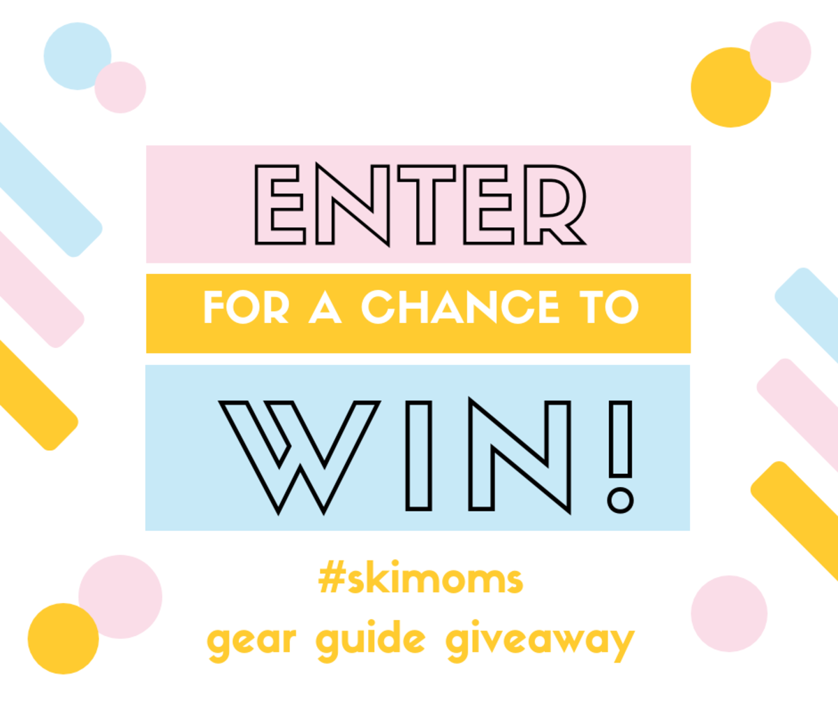 Ski moms gear guide giveaway