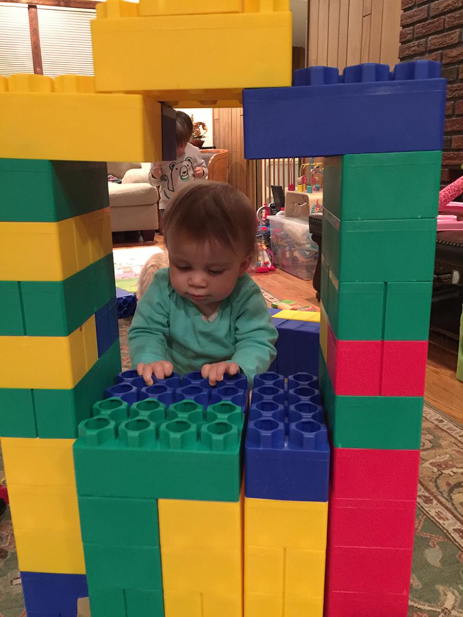 Toy Tuesday: Jumbo Blocks - MomTrends