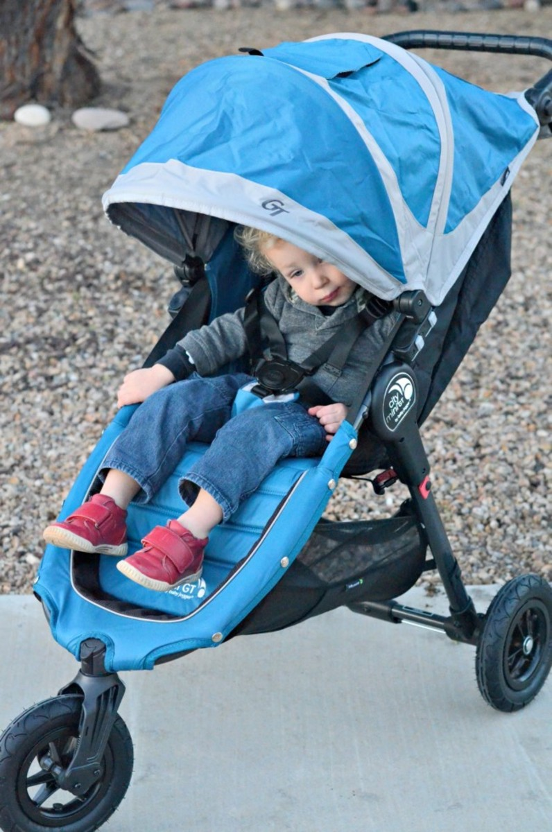 Go Off The Beaten Path With The All Terrain Baby Jogger