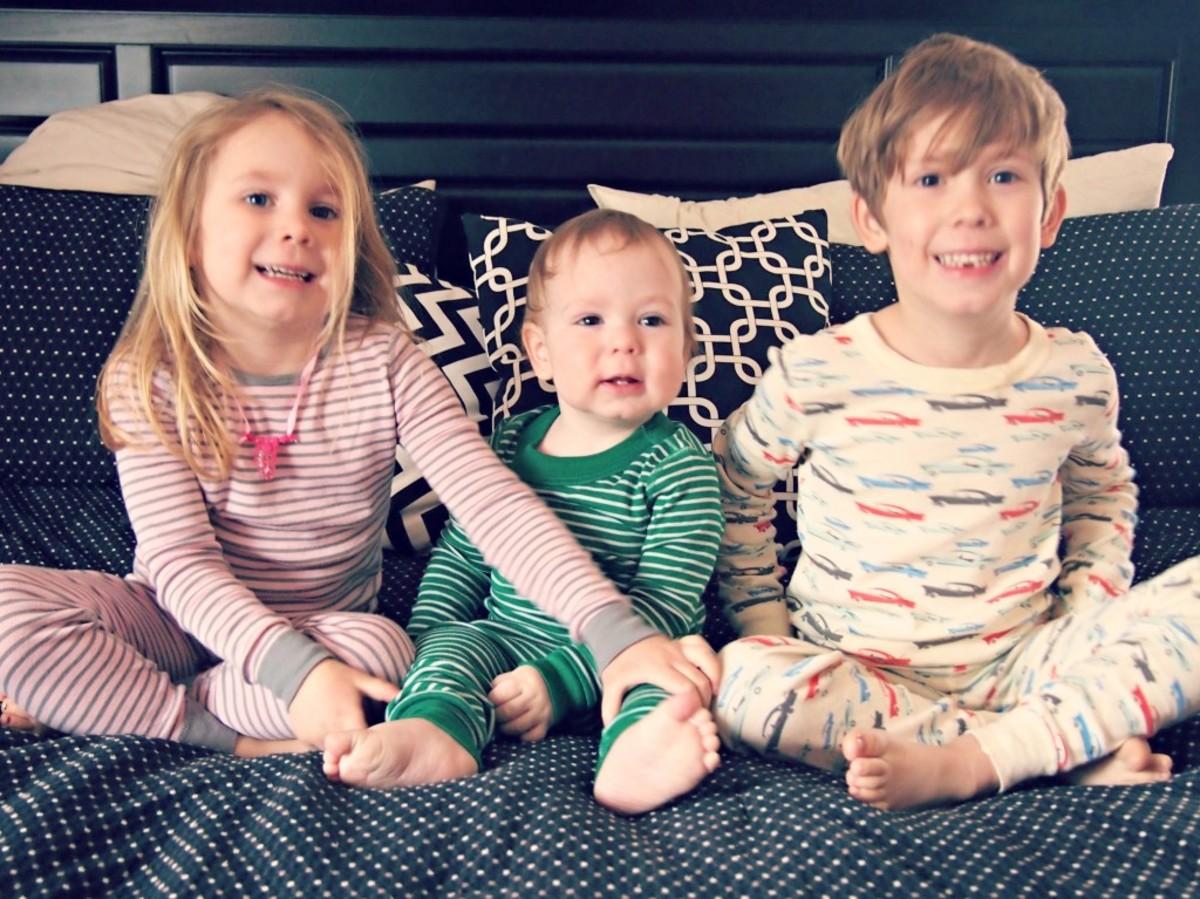 Kids in Skylar Luna, 2013
