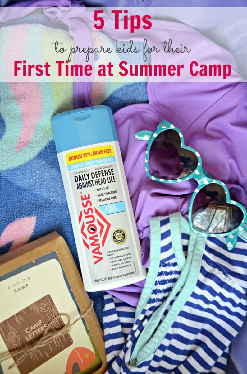Tips To Prepare Kids For Their First Time At Summer Camp  Momtrends