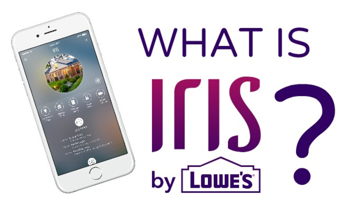 Set up a Smart Home With Iris by Lowe\'s - MomTrends
