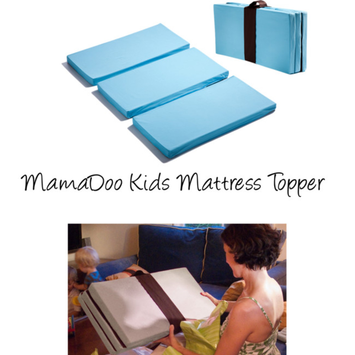 the shopping mama mamadoo kids mattress topper