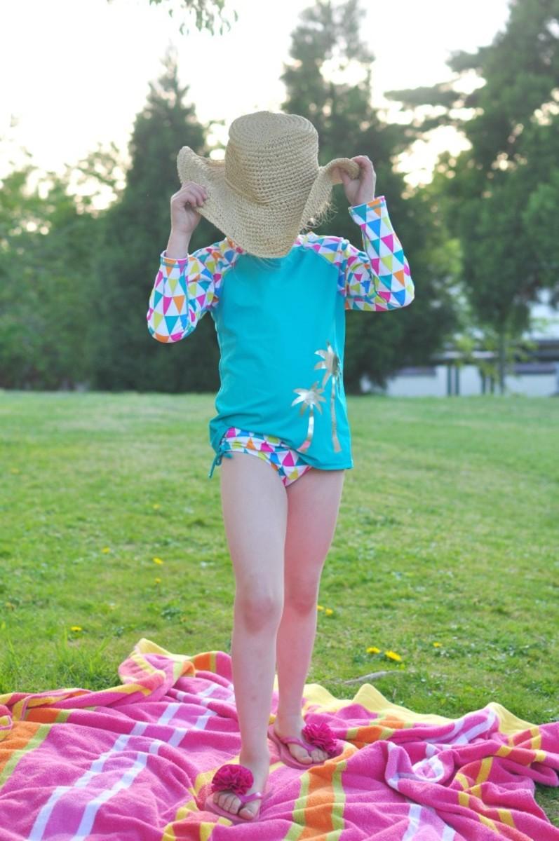8949e33d05 Mini Style  Garnet Hill Kids Swim Collection - MomTrends