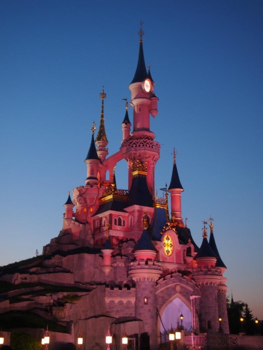 Sleeping Beauty's Castle / Le Château de la Belle au bois Dormant