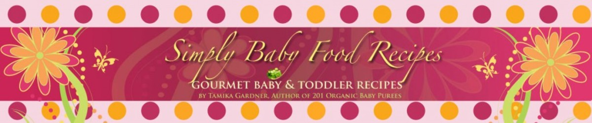 simply baby food recipes