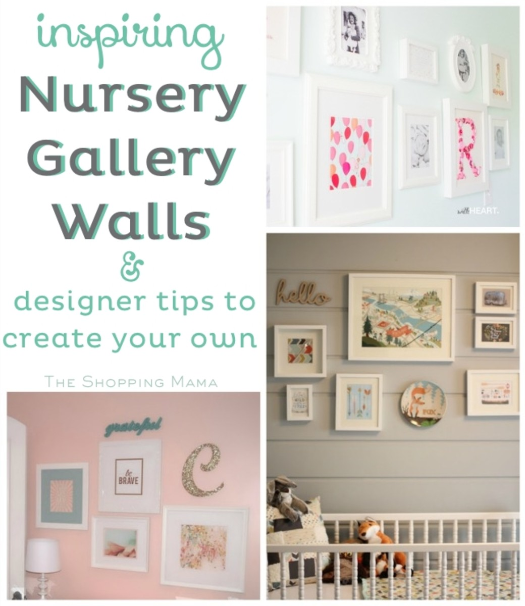 Nursery Gallery Wall Ideas And Tips Momtrends