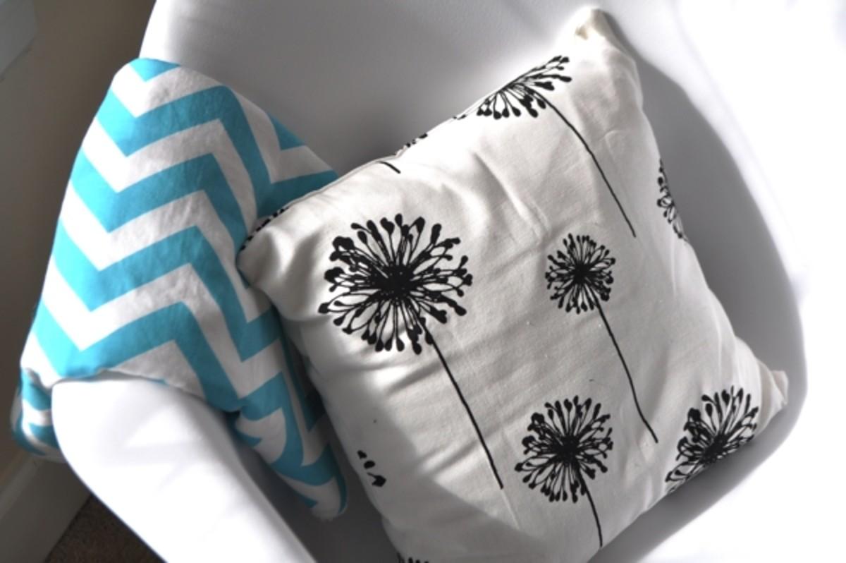 white lexington modern rocking chair nursery
