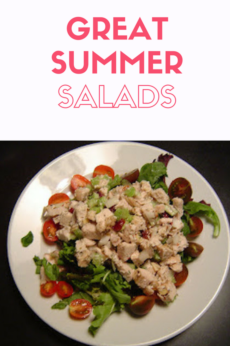 Great Summer Salads: our favorite recipes