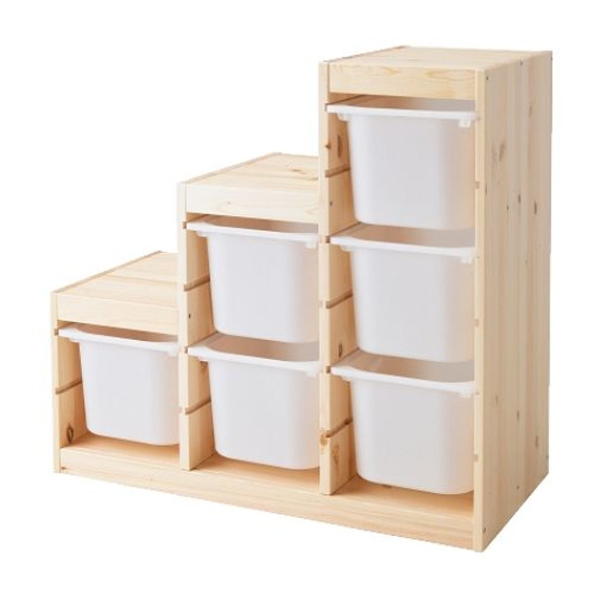 Trofast Storage Unit  - Image Credit: IKEA