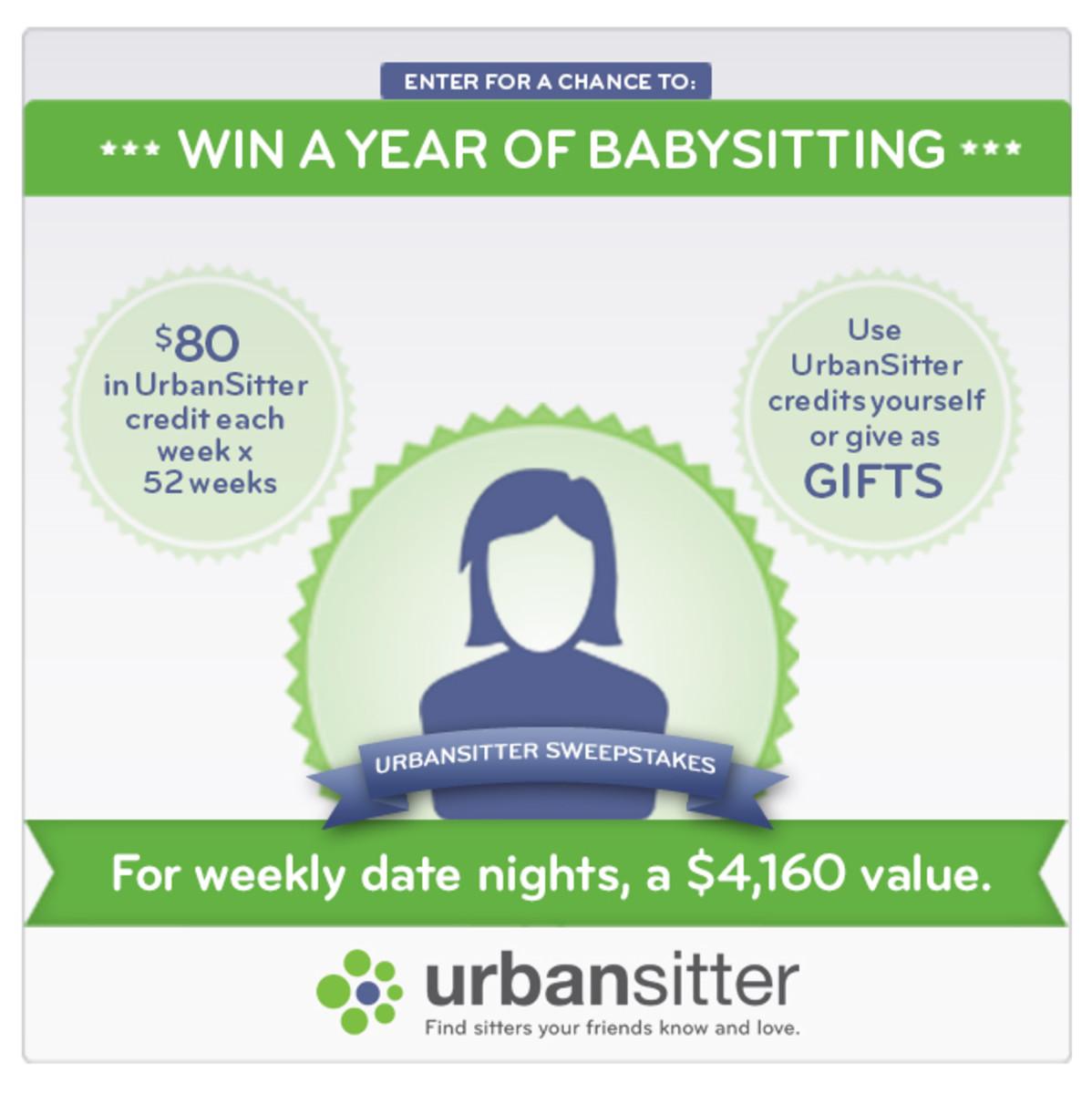 Urban Sitter Contest