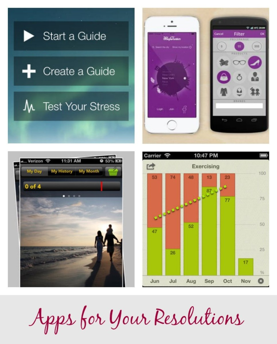 Apps for the new year