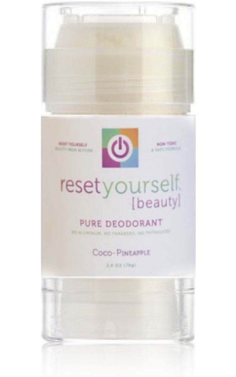 Reset Yourself Pure Deodorant