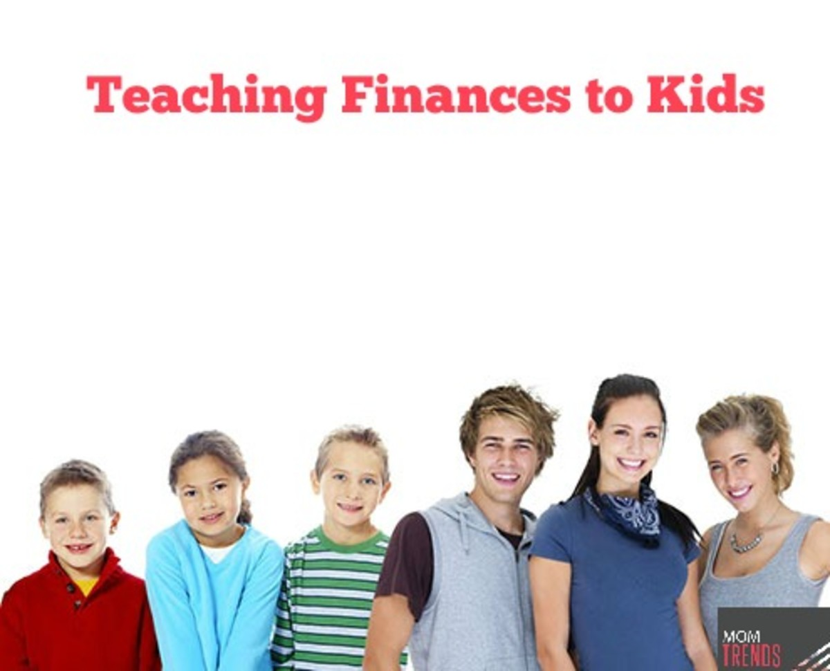Teaching Finances to Kids for the Holidays