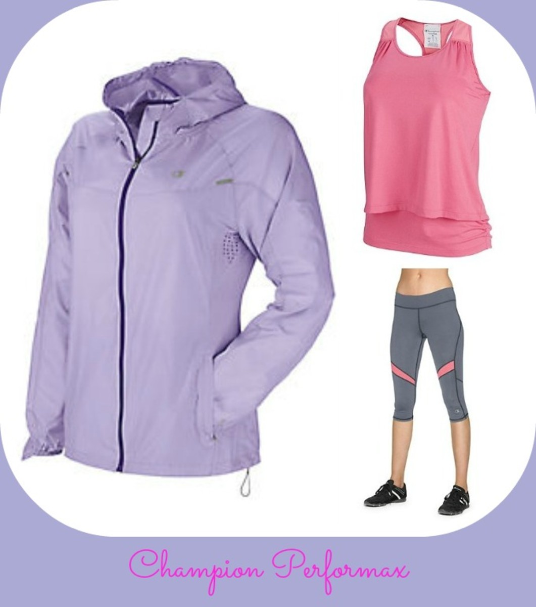 performax, champion,activewear, workout gear