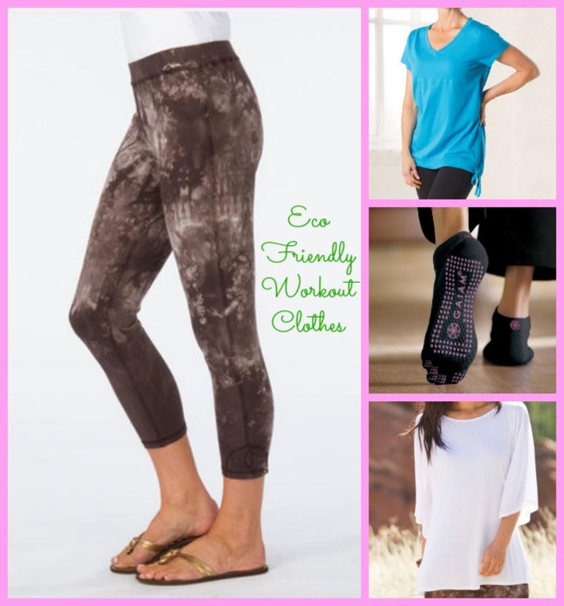 gaiam, ecofriendly gear, activewear