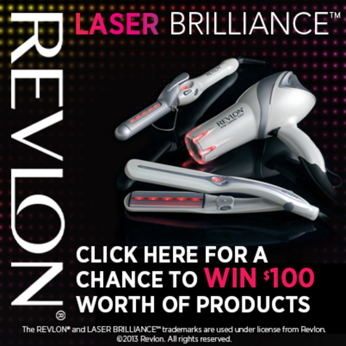 Revlon Hair Tools on Facebook