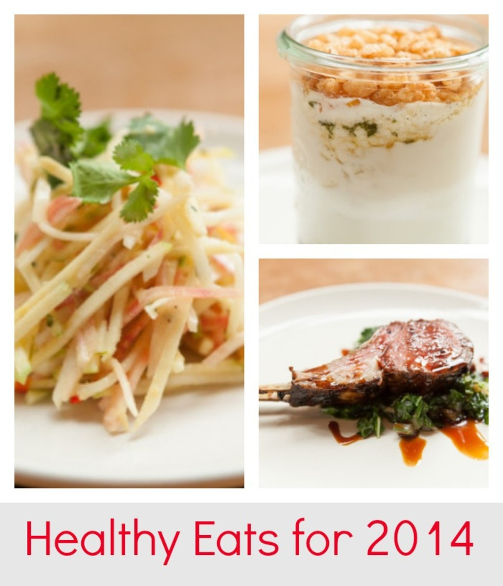 Healthy Eats for 2014