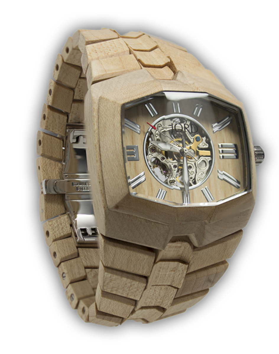 Trendy Wood Watches