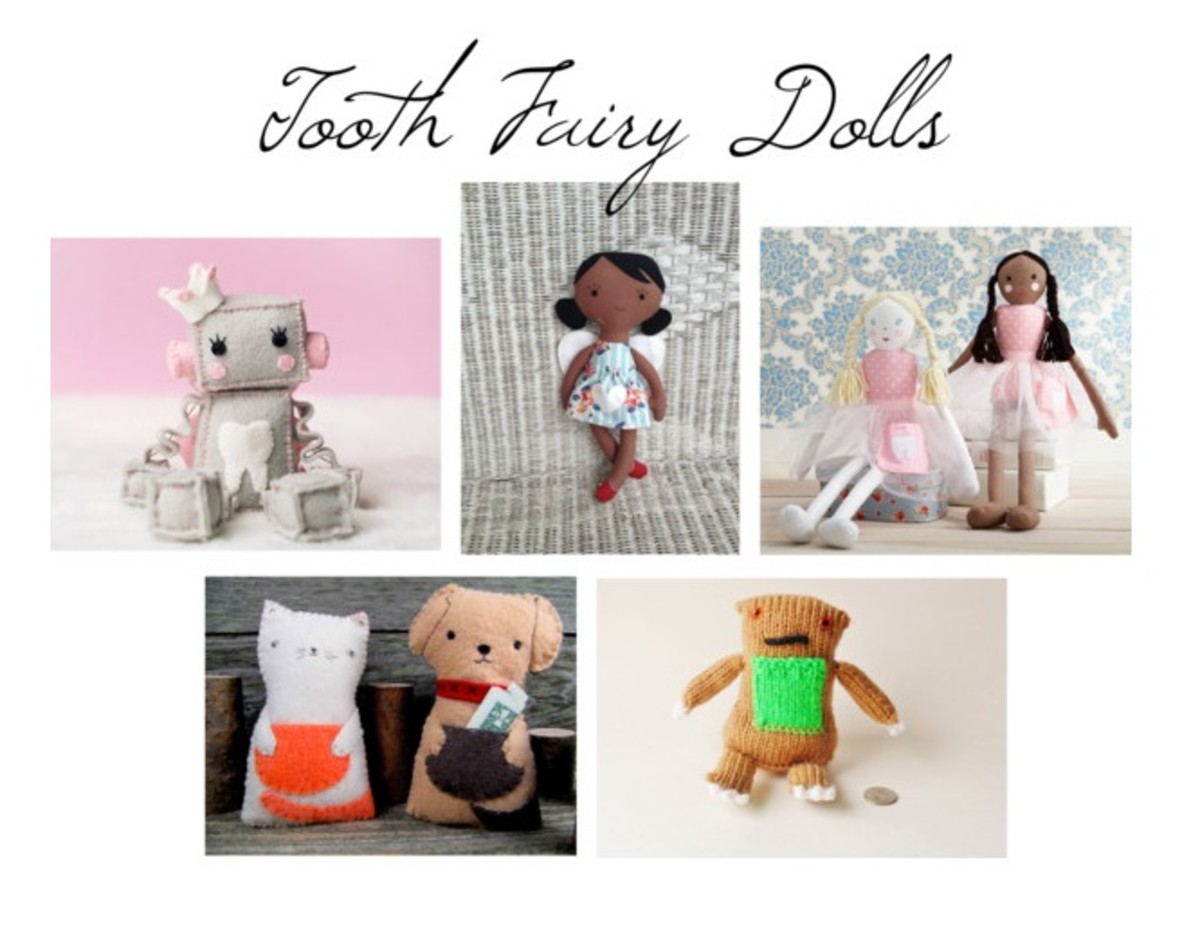 Tooth Fairy Dolls