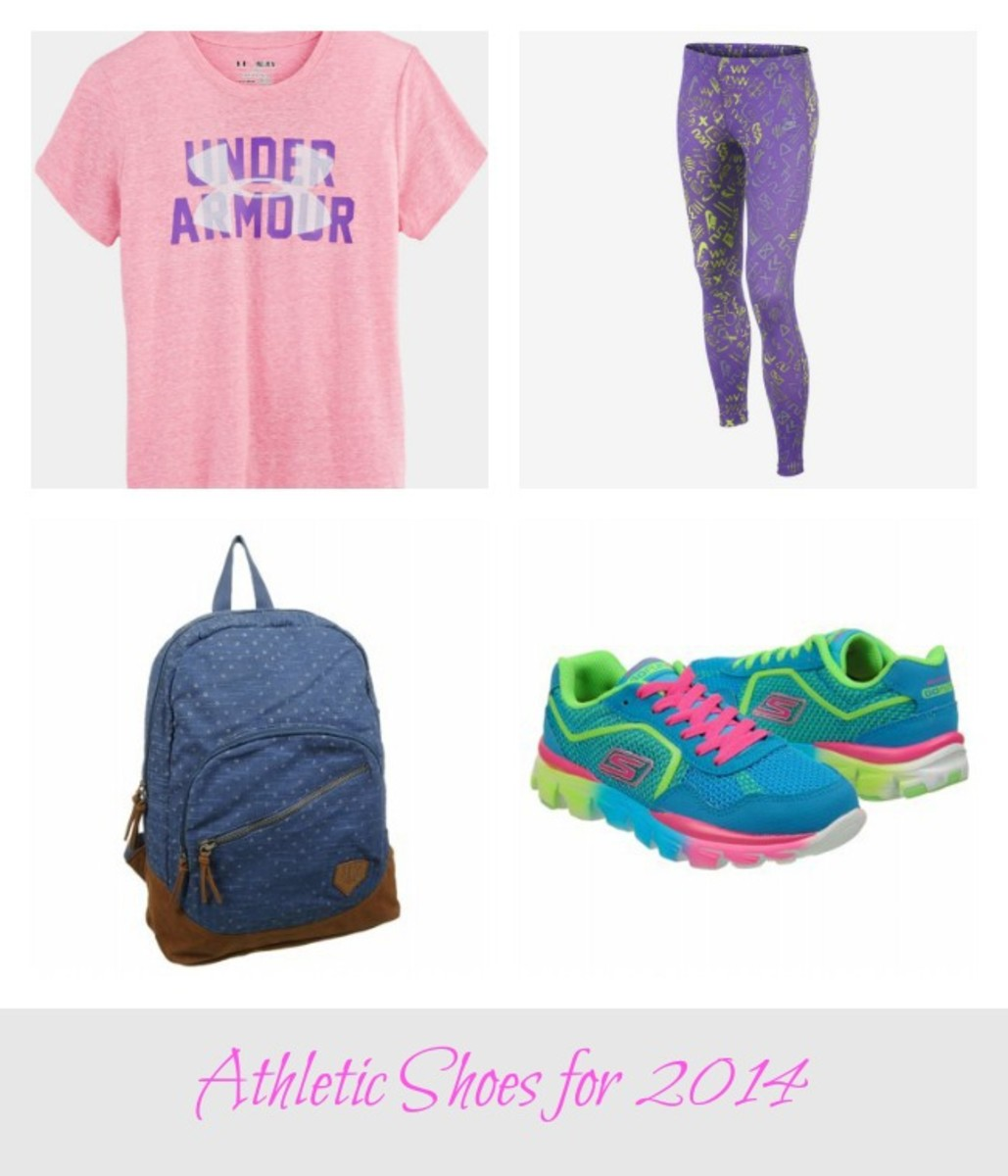 Athletic Shoes for 2014