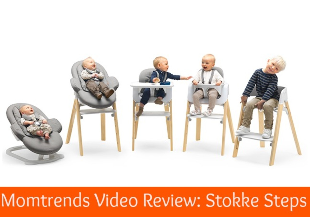 stokke steps, cool high chairs, stokke steps blogger review