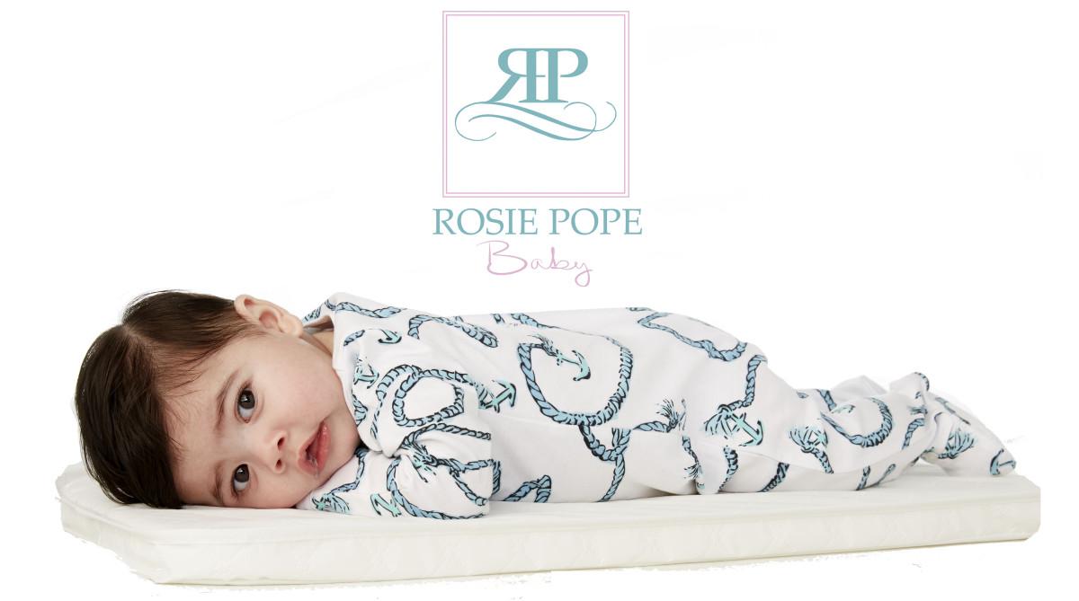 Rosie Pope Baby Launch