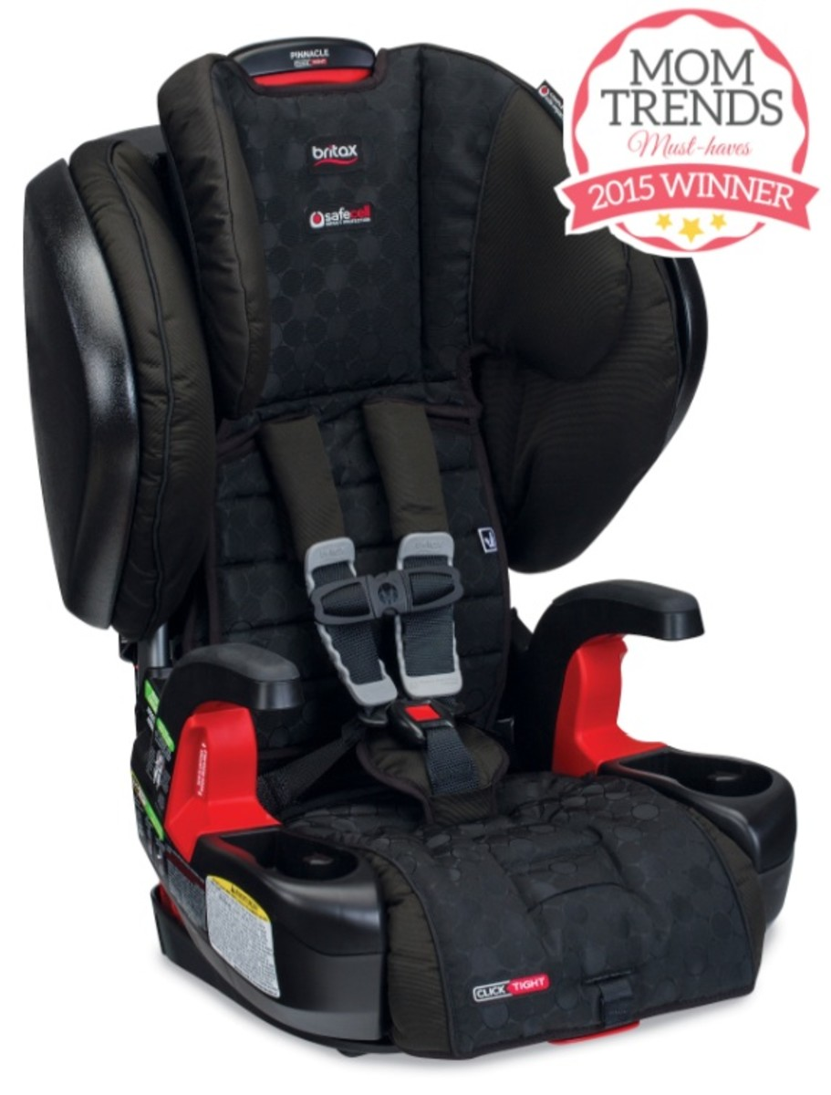 Britax Pinnacle car seat