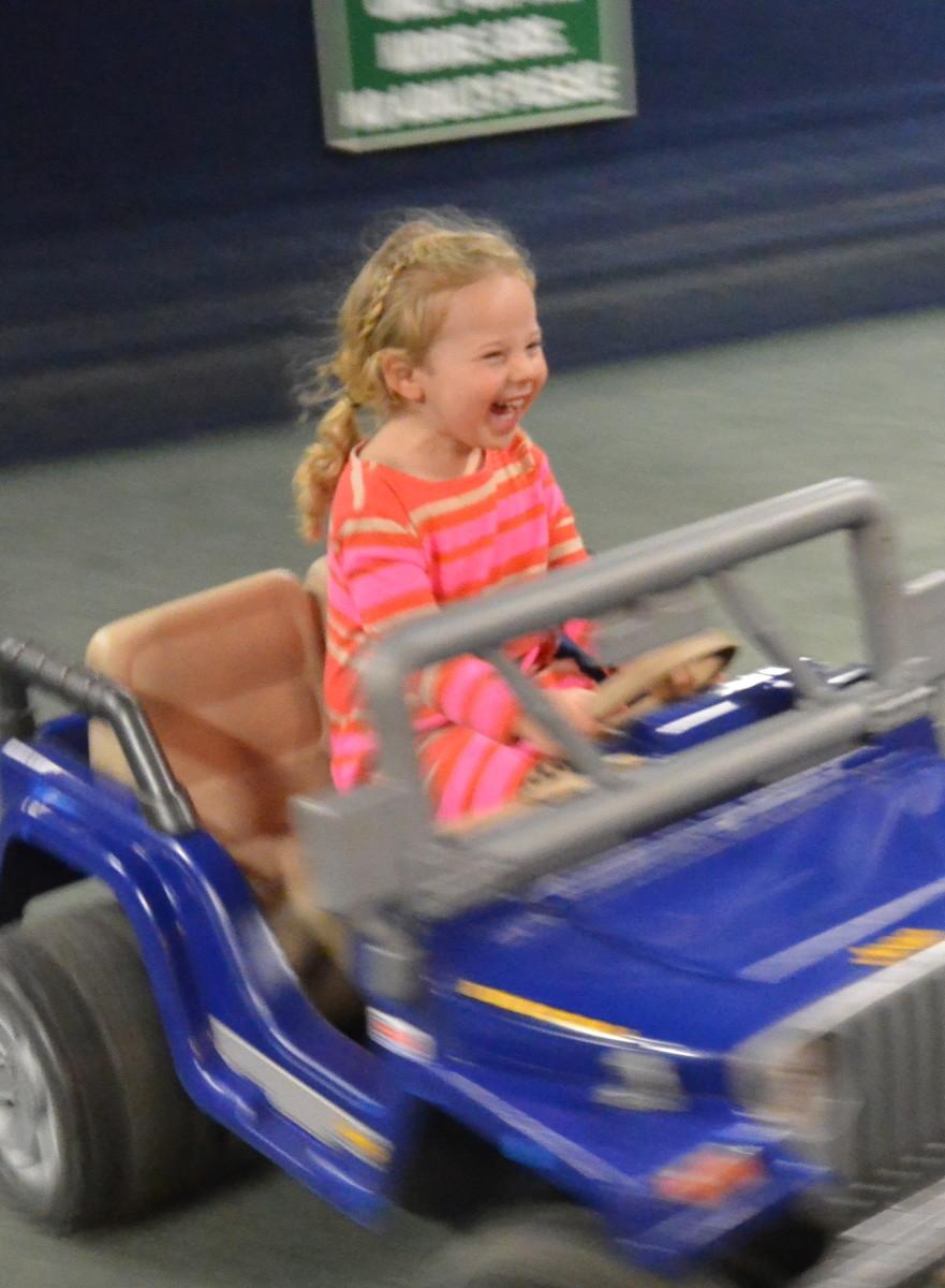 Evenflo Car Seat Event