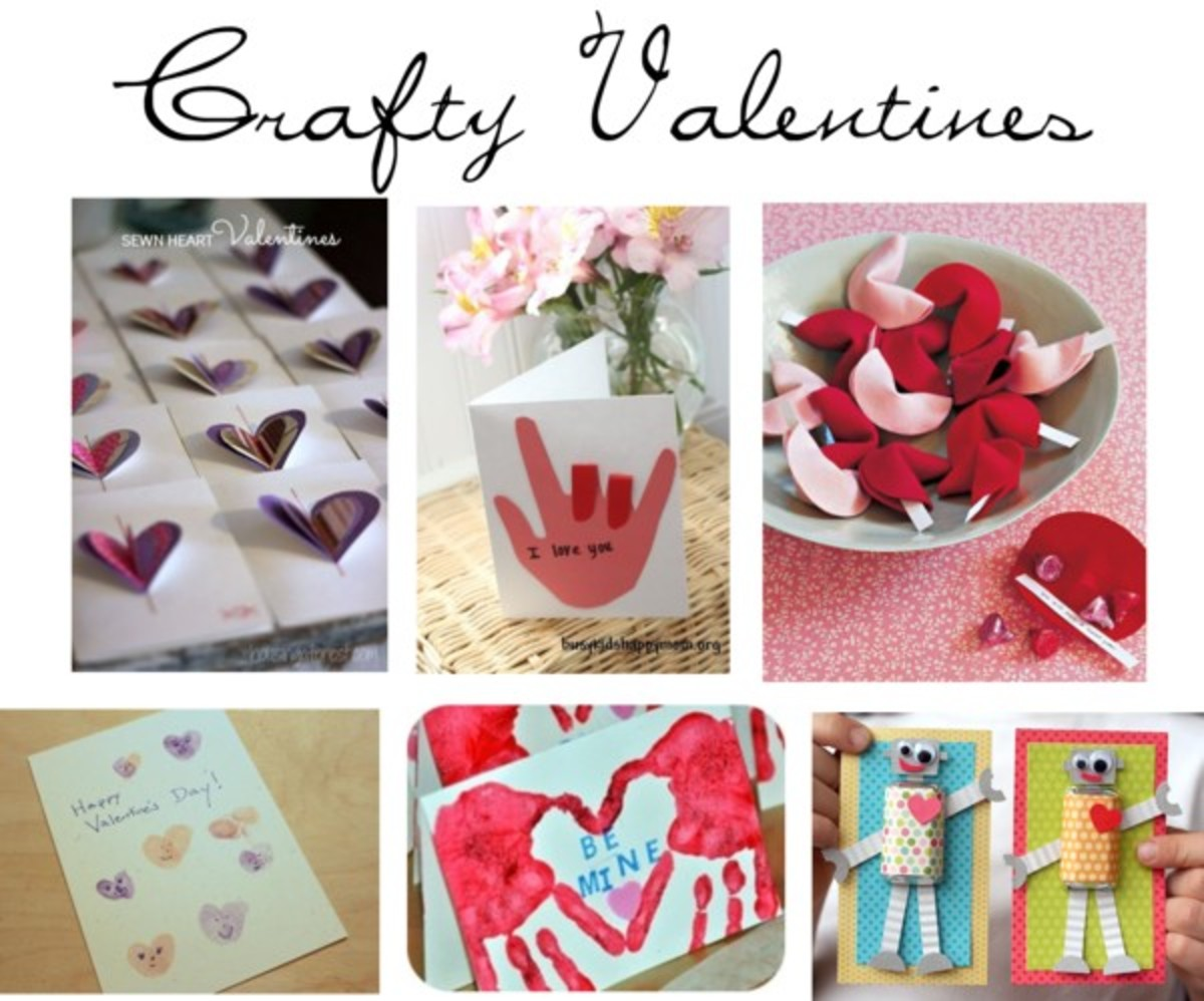 Crafty Valentines