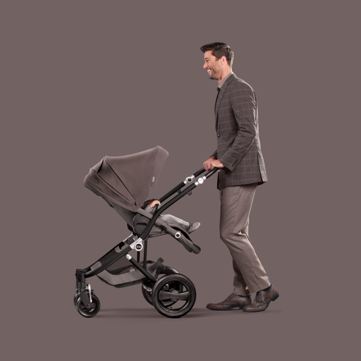 Britax Affinity, fossil brown