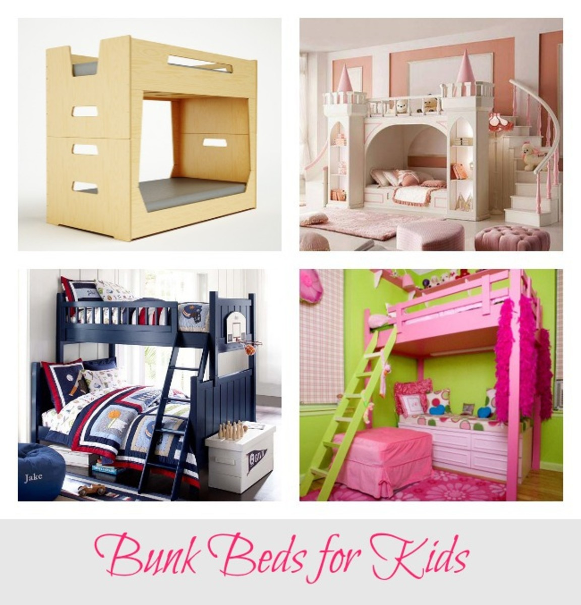 Favorite Bunk Beds for Kids MomTrendsMomTrends