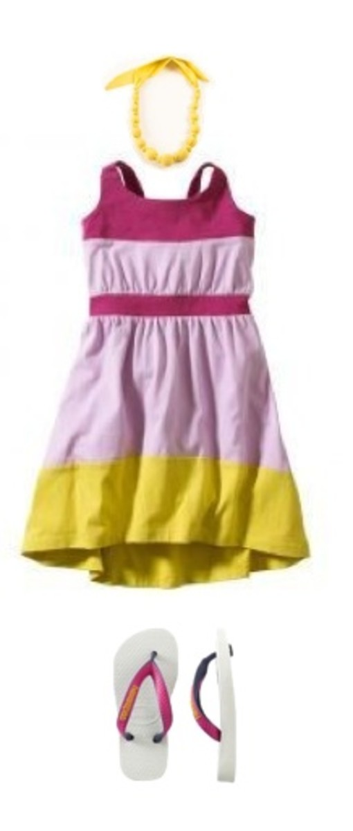 Tea Collection girls dresses