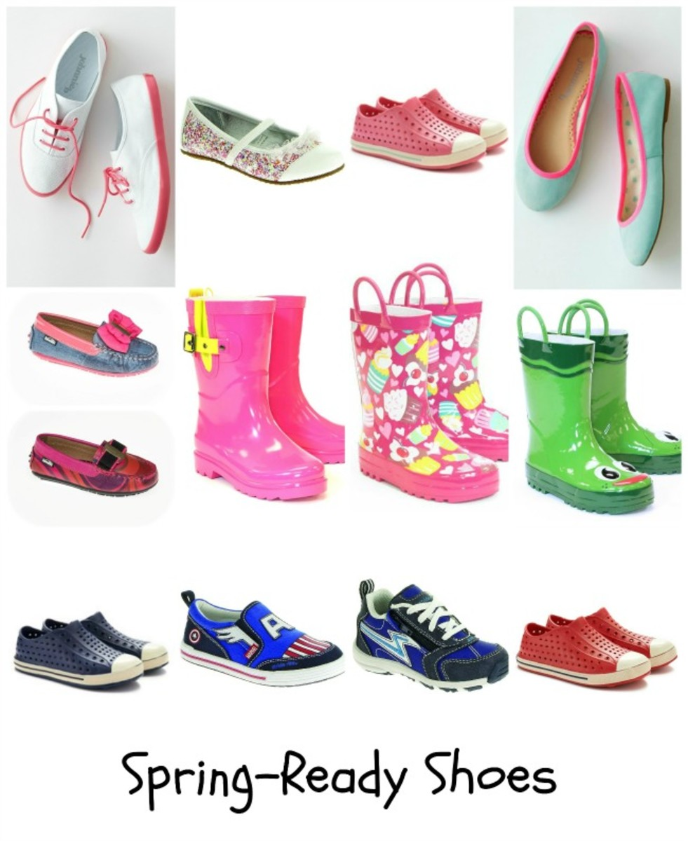 502b3c5308e7 Boden Canvas Sneakers   Stride Rite Quinn   Joules Pink Junior Poolers    Boden Ballet Flats   Venettini Loafers   Western Chief Rain Boots   Western  Chief ...