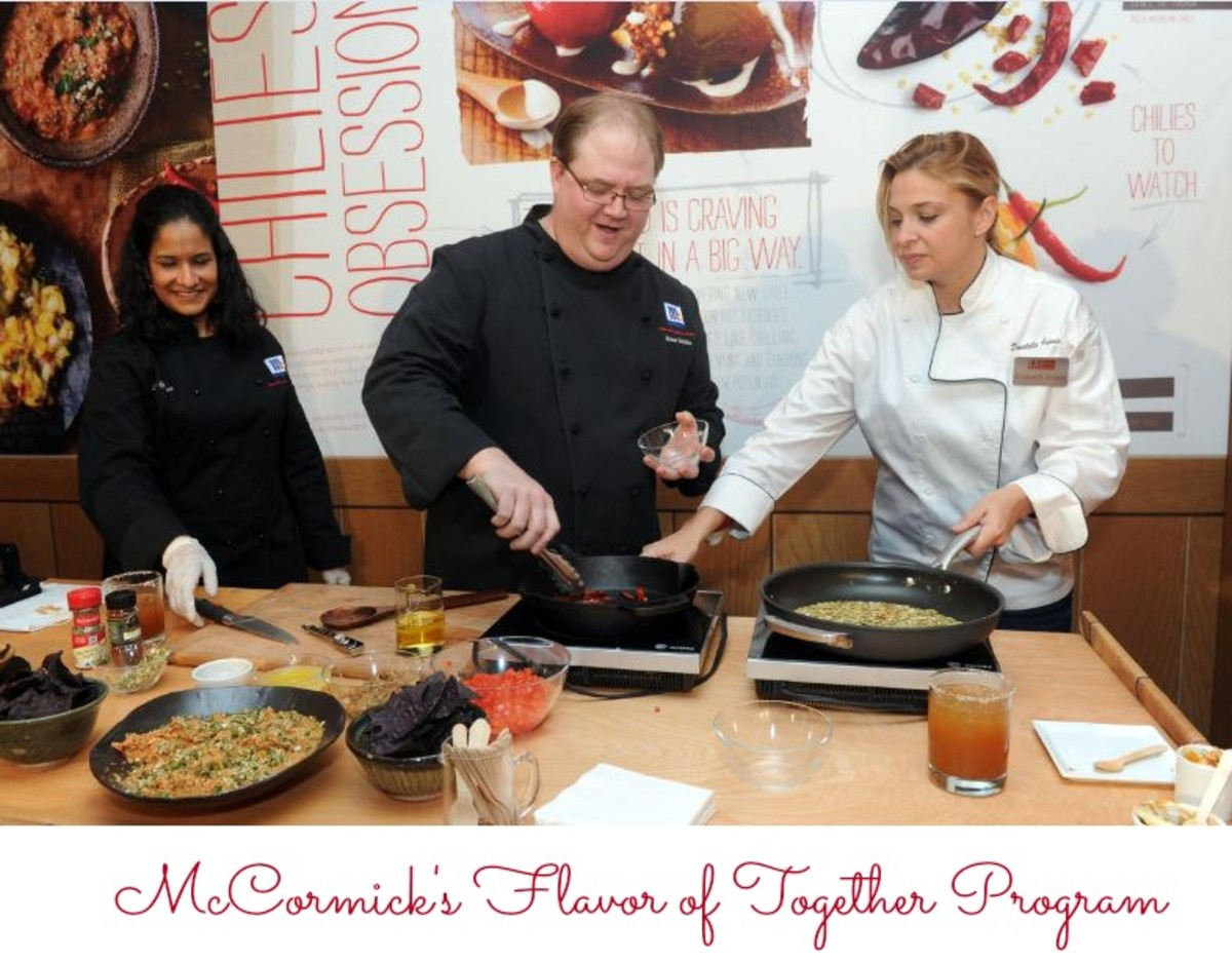 McCormick Flavor of Together Program