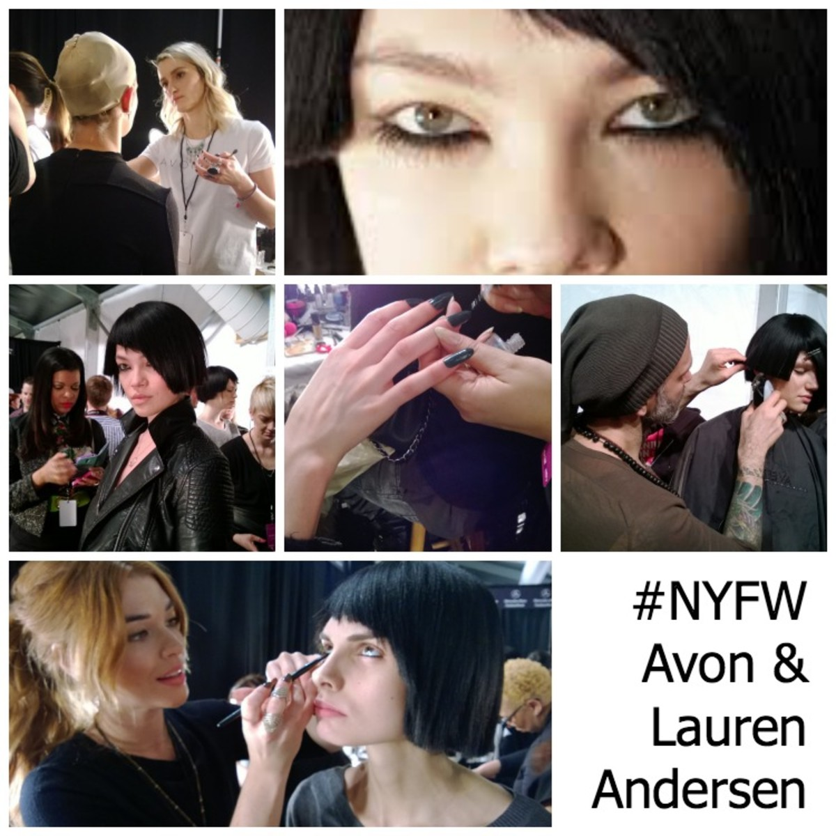 subtle edge, avon, lauren andersen for nicholas K