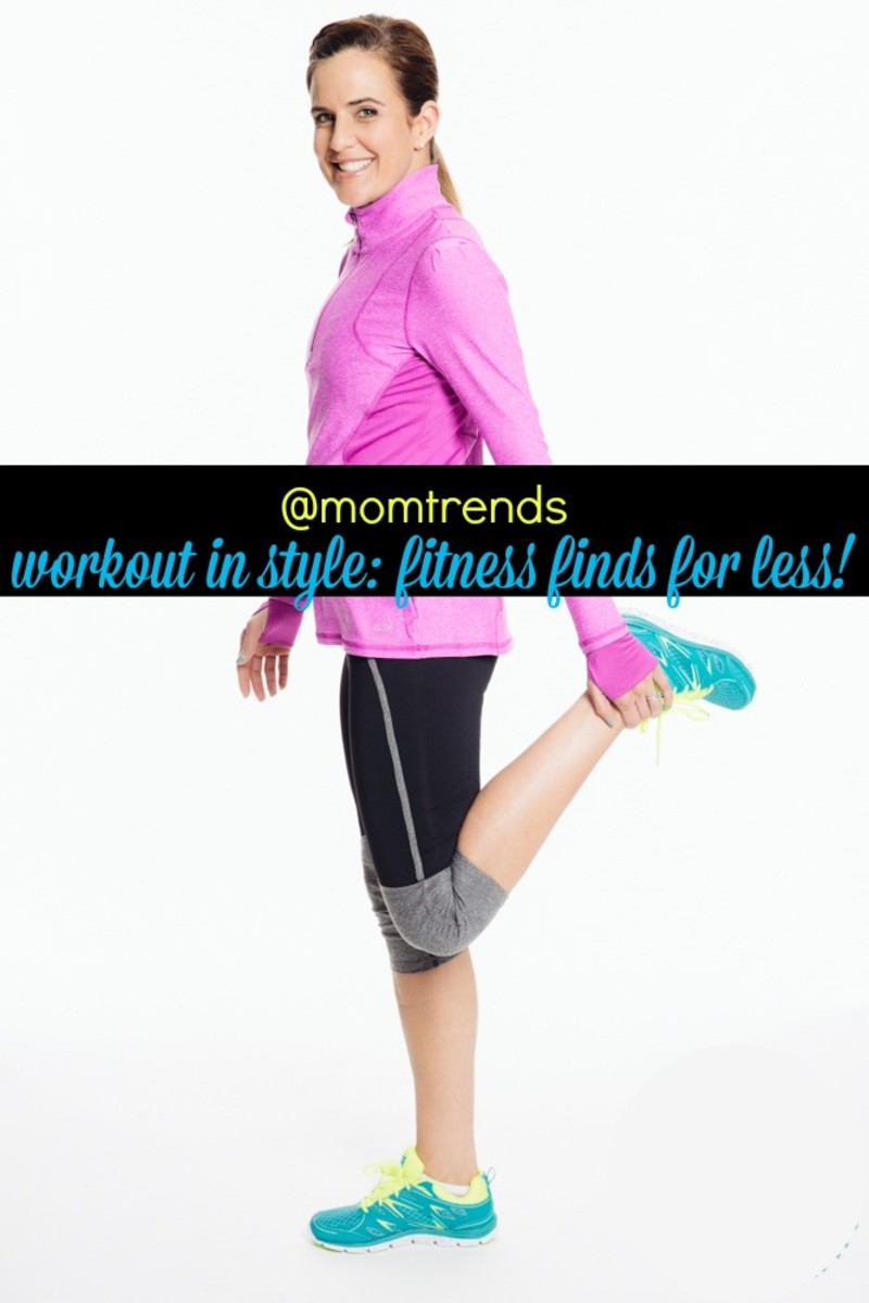 workout in style with momtrends