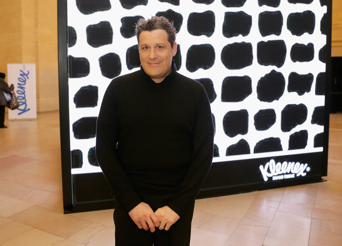 "Kleenex ""Find Your Style"" Isaac Mizrahi Design Reveal Event"
