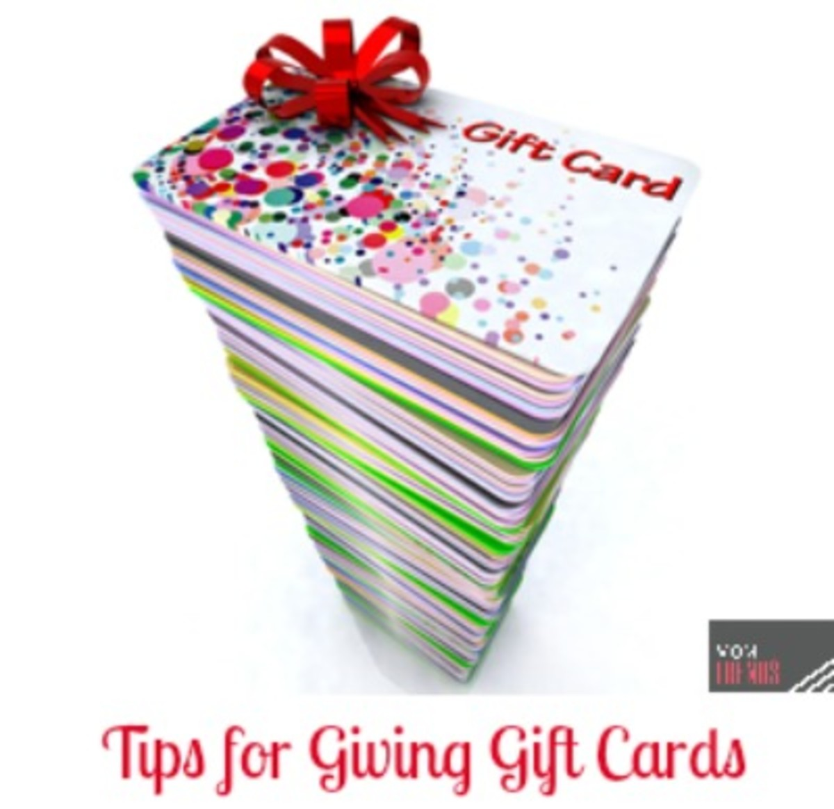 Giving Gift Cards