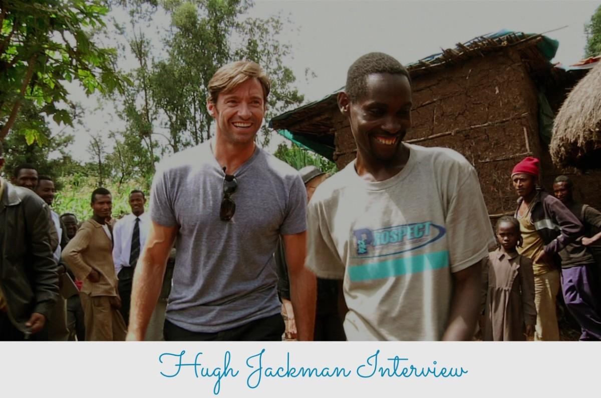 Hugh Jackman Interview