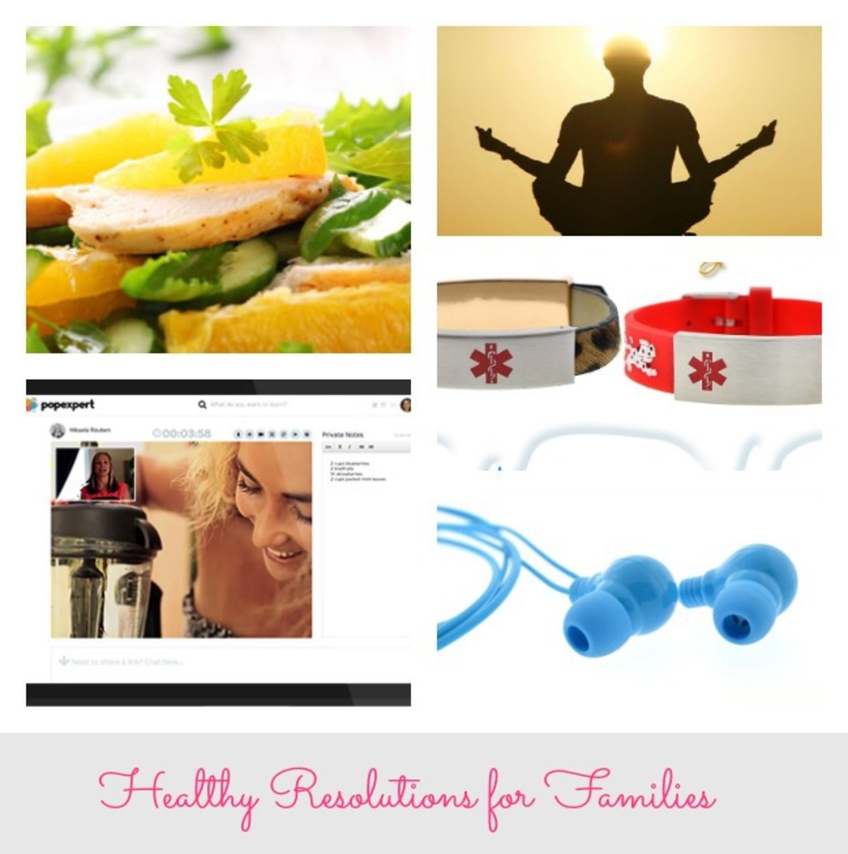 Healthy Resolutions for Families