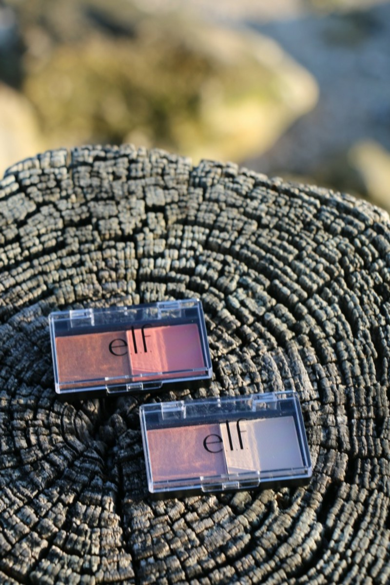shimmer eyeshadow duo
