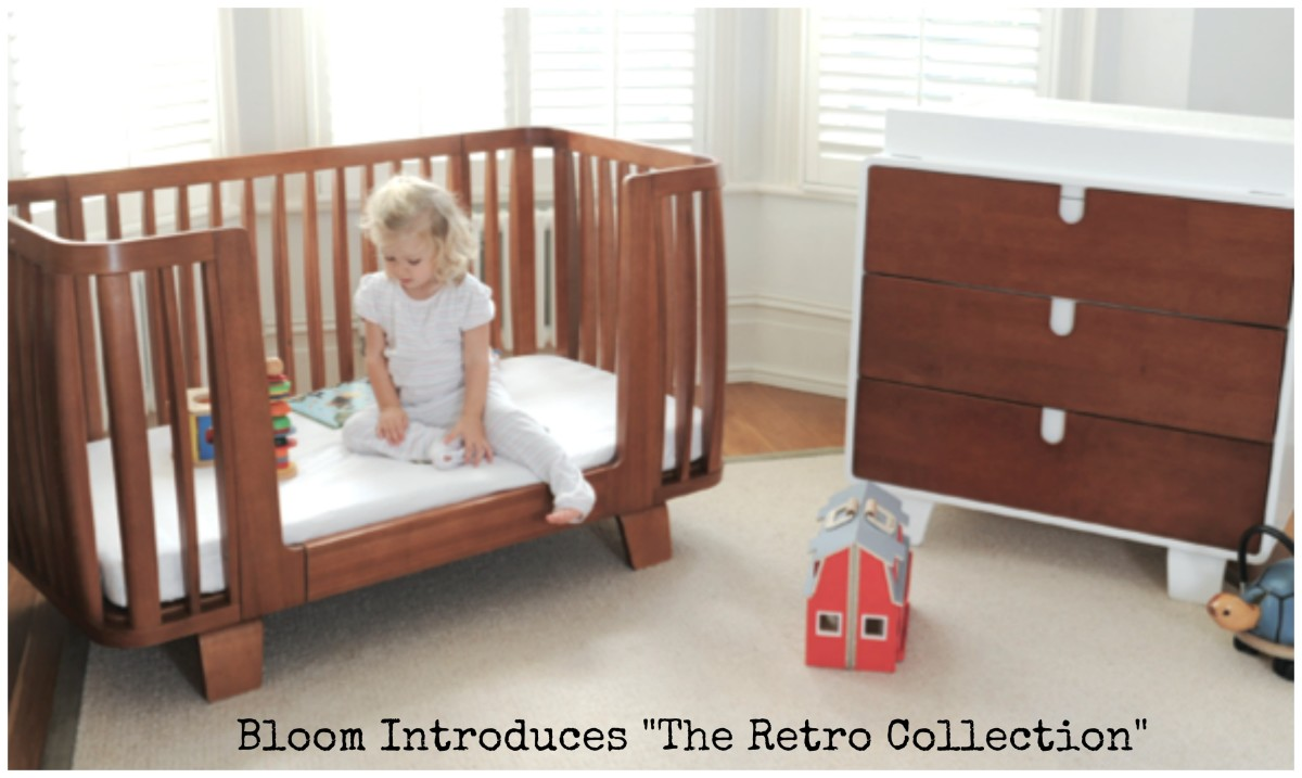 brianne in the city dreamdry blowout old navy summer bloom baby  - bloom retro collection