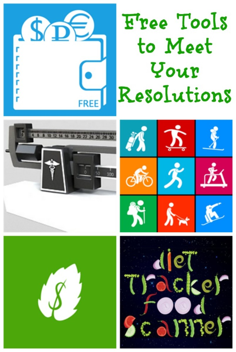 free tools to meet your resolutions