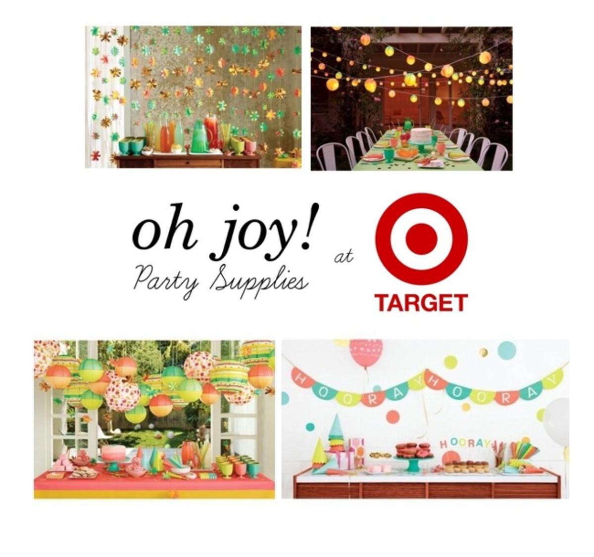 oh joy at Target